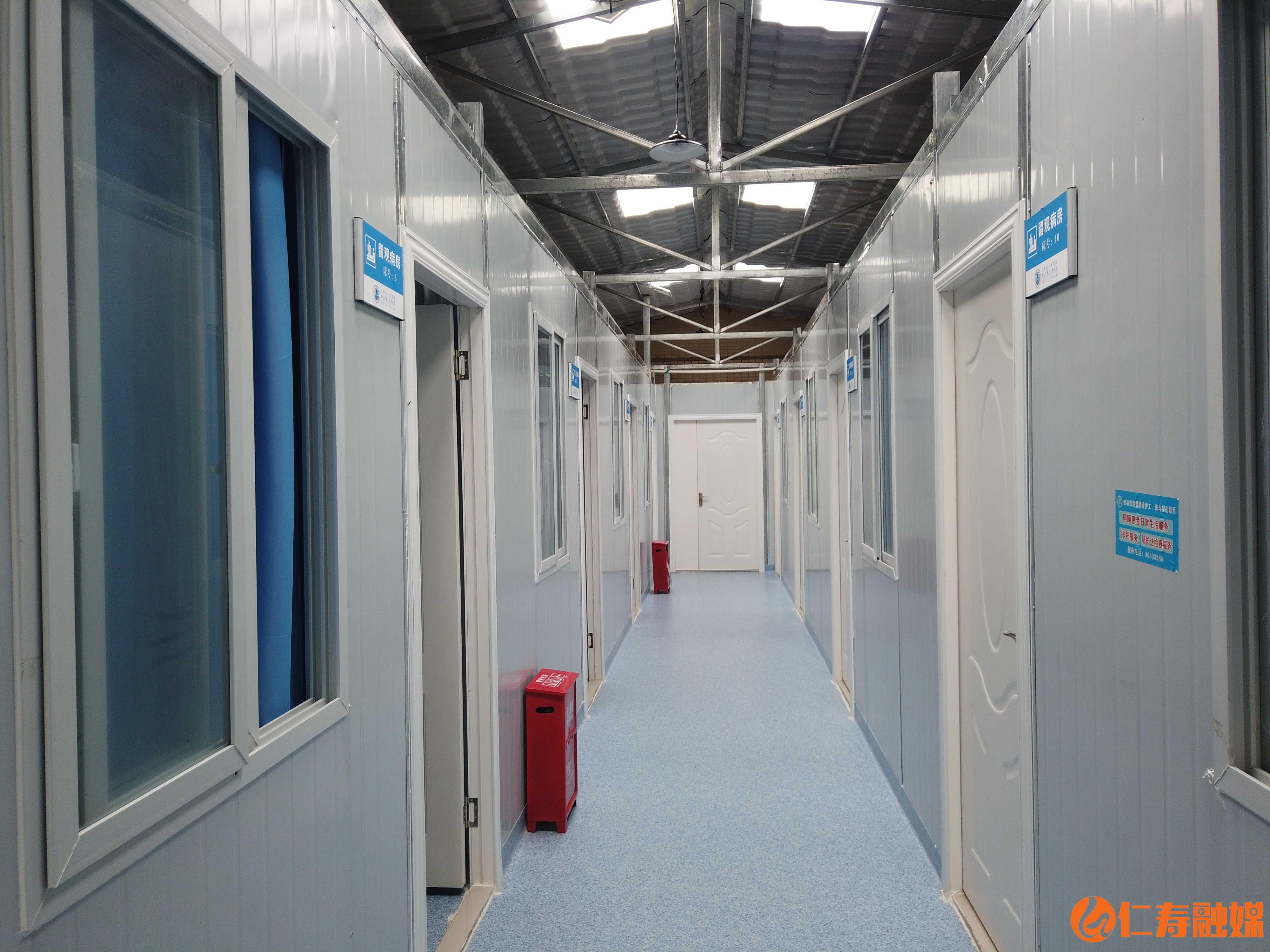 县人民医院:强化措施从严从细做好疫情防控工作
