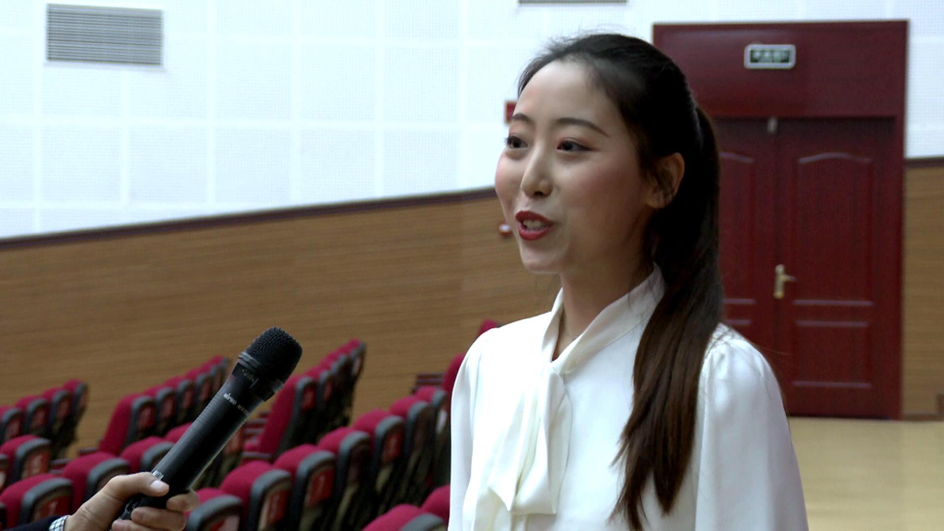 县教体局工会:举行青年教师主题演讲活动