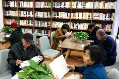 """仁寿县图书馆试点建立""""仁者寿・邻里图书馆"""""""