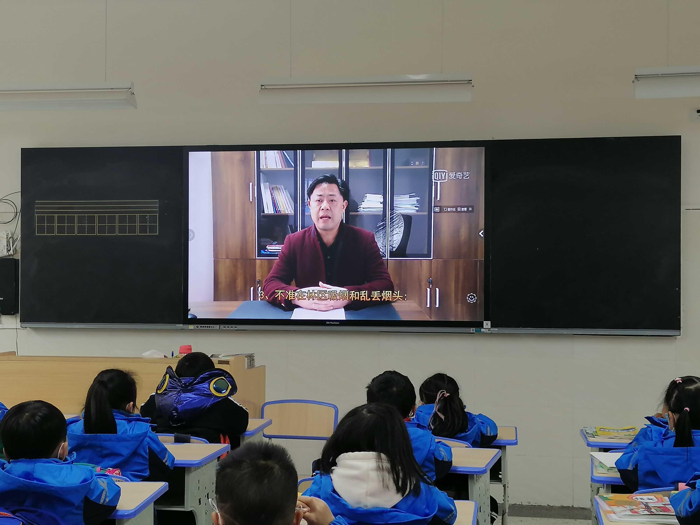 """鳌峰小学新学期开学典礼""""你好,2021!"""""""