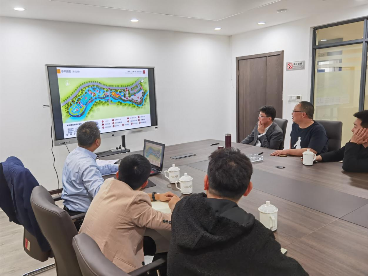 仁寿县一镇一园工程建设项目第二批次公园完成规划设计